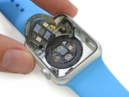 El Apple Watch por dentro