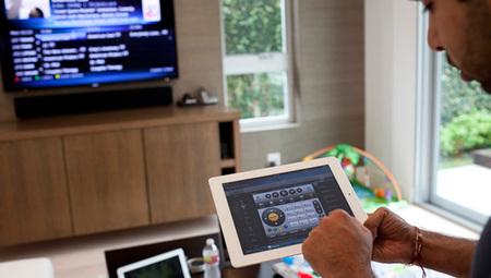 Control domótico total a través de un iPad
