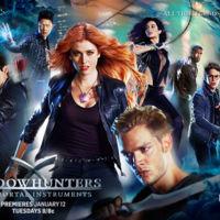 'Shadowhunters', marchando otra de criaturas sobrenaturales