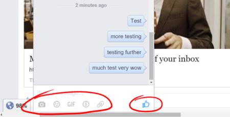 Facebook Messenger New Chat Ui1