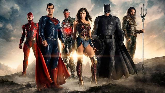 The Justice League Movie