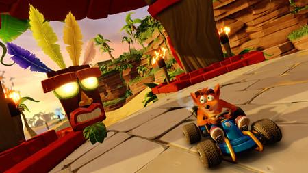 Crash Team Racing Nitro-Fueled perfila todos los detalles de su flamante modo aventura en un nuevo vídeo