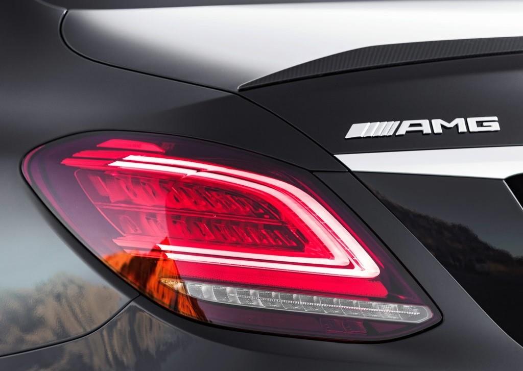 Foto de Mercedes-AMG C 43 4MATIC 2018 (6/15)