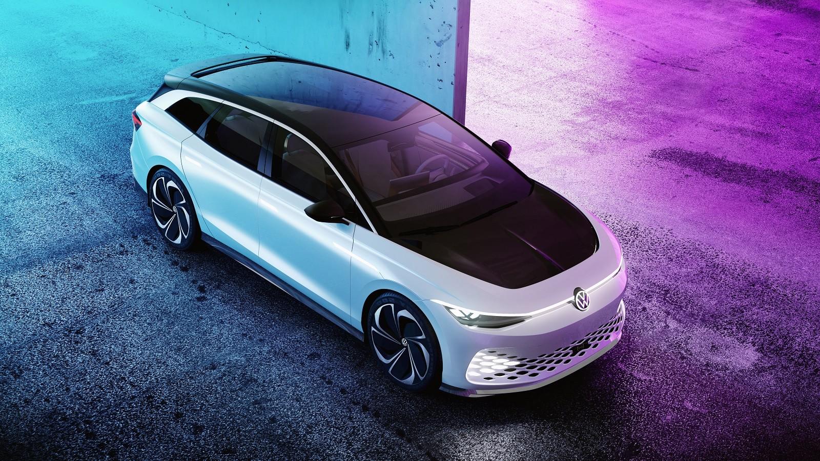 Foto de Volkswagen ID. Space Vizzion Concept (5/32)