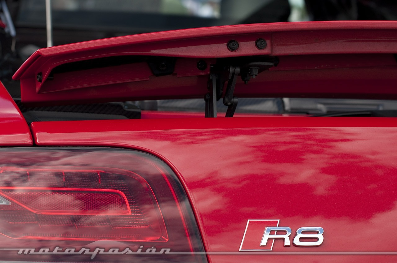 Audi R8 V10 S Tronic Prueba 17 50