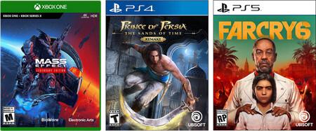 Juegos en preventa para Xbox, PlayStation y Nintendo en Amazon México