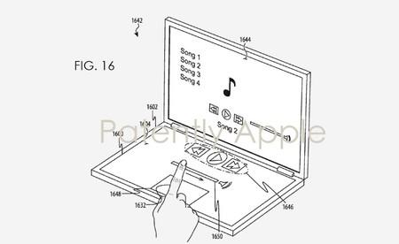 Esta nueva patente de Apple nos lo deja claro: Apple quiere deshacerse del teclado en sus MacBook