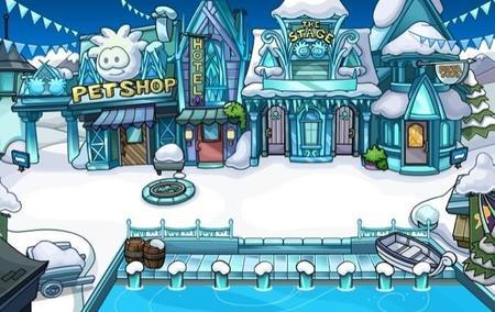 En Club Penguin se podrá jugar a Frozen, una fiesta congelada desde el 21 de agosto