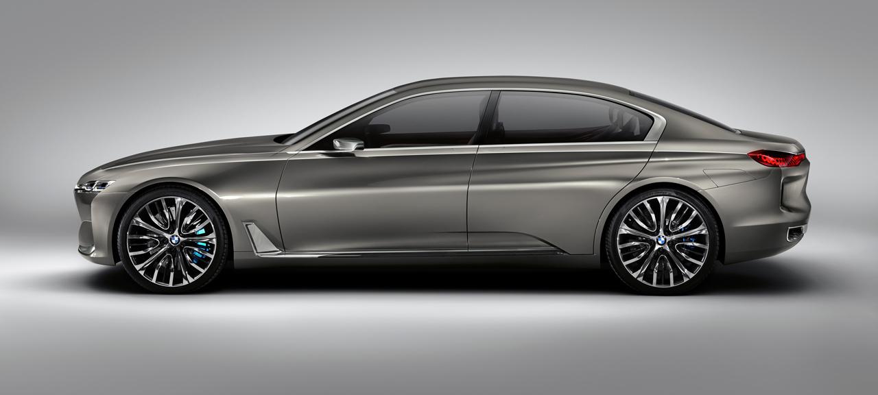 Foto de BMW Vision Future Luxury (16/42)