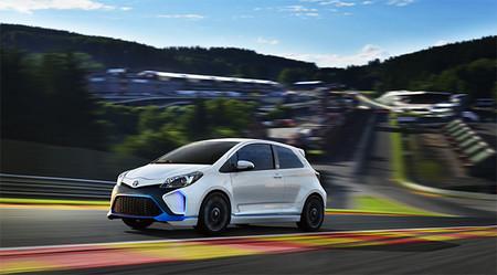 Toyota Yaris Hybrid R (I): todo sobre el nuevo concepto híbrido del futuro