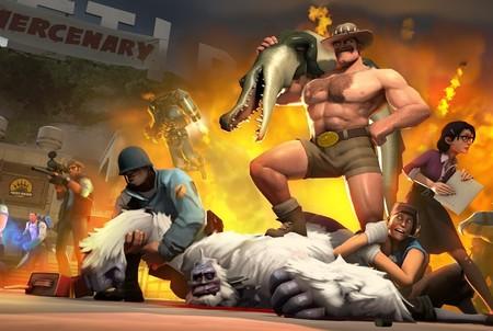 Team Fortress 2 celebra su 10º aniversario con la actualización Jungle Inferno, su alocada visión de Jurassic Park