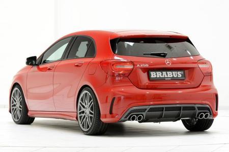 Brabus mete mano el Mercedes-Benz Clase A