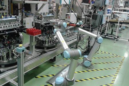 El CTAG crea para la factoría de PSA de Vigo el robot perfecto para controlar las calidades