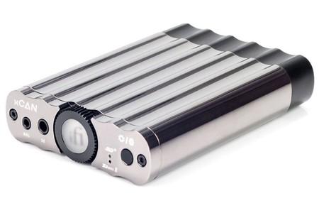 iFi xCAN, un amplificador Bluetooth portátil para tus auriculares de alta fidelidad