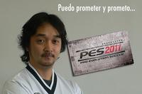 Konami y Shingo prometen mejoras radicales en 'PES 2011'. Como siempre, vamos