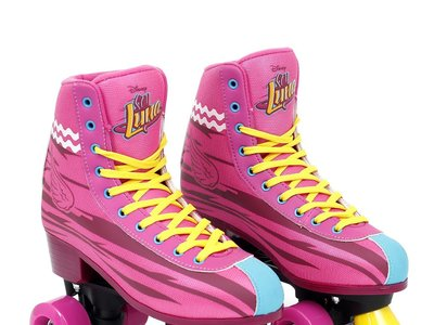 Hazte con los patines oficiales de Soy Luna desde 62,95 euros en Amazon sin pagar gastos de envío