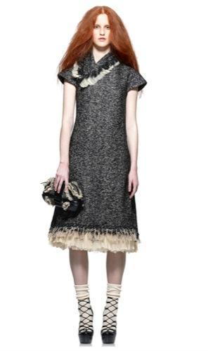 Lookbook Alexander McQueen Pre-Fall 2010