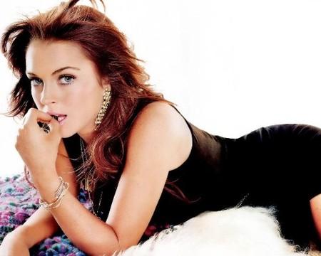 ¡Lindsay Lohan reconoce que tiene una hermanastra!