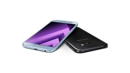 Los Galaxy A (2017) de Samsung llegan a México, este es su precio