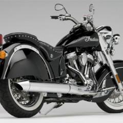 Foto 5 de 11 de la galería indian-chief-2009 en Motorpasion Moto