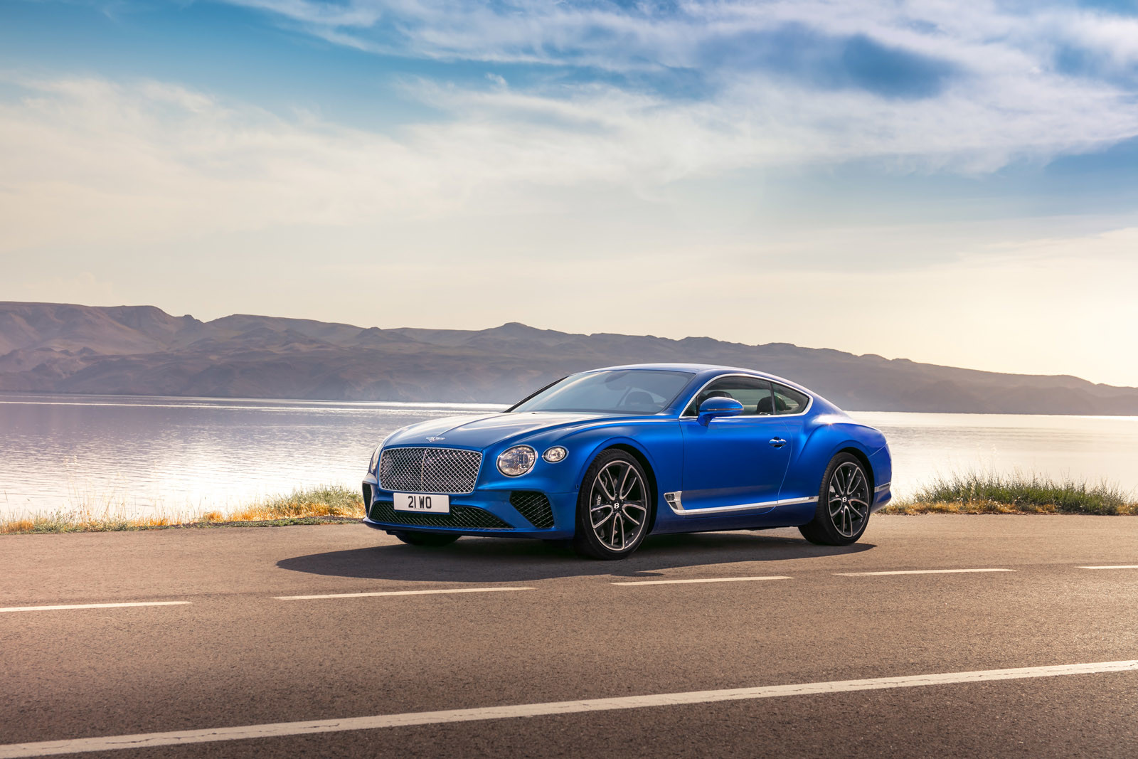 Foto de Bentley Continental GT 2018 (10/36)