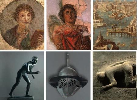 Pompeya, catástrofe bajo el Vesubio, exposición en Madrid