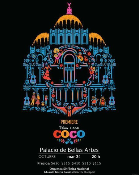 Coco Bellas Artes