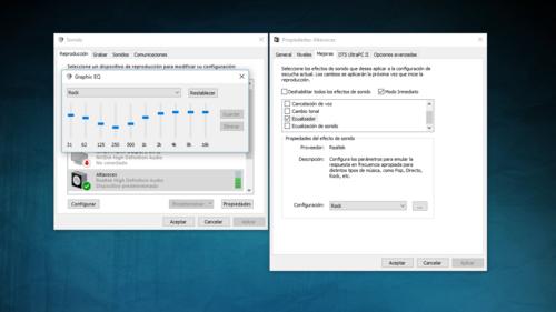 Ajusta a tu gusto el sonido de Windows: accede a su ecualizador oculto o busca alternativas