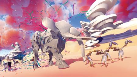 Paper Beast pondrá rumbo a los dispositivos de realidad virtual de PC este verano