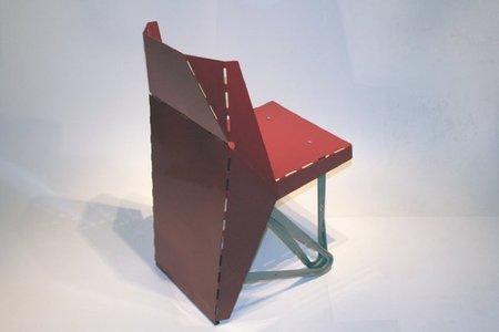 Flat Fish, otra silla y mesa multiposición