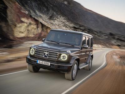 El nuevo Mercedes-Benz G 500 llega en mayo y ya tiene precio en España: desde 127.450 euros