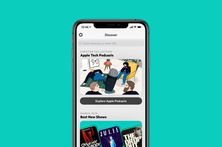 El reproductor Castro se actualiza con recomendaciones de podcasts, mejoras en la búsqueda y más cambios