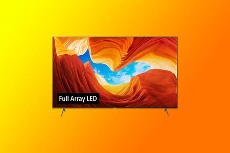 "La Smart TV 4K Sony KD-55XH9096 2020 de 55"" con HDMI 2.1 y 120 Hz es un chollo por 799 euros en MediaMarkt"