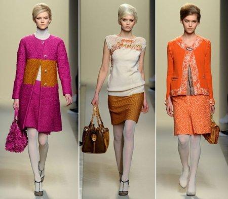 Bottega Veneta mod: Tendencias Otoño-Invierno 2011/2012