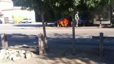Fisker asegura que el segundo incendio del Karma no fue causa de las baterías