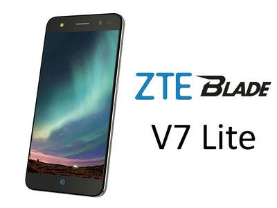 ZTE V7 Lite, a la venta en España por 169 euros: un gama media en metal y lector de huellas