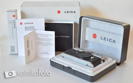 unboxing leica m6 ttl