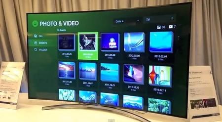 Samsung muestra sus primeros televisores basados en Tizen