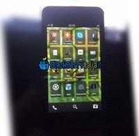 Se filtra supuesta imagen de un smartphone con BlackBerry 10