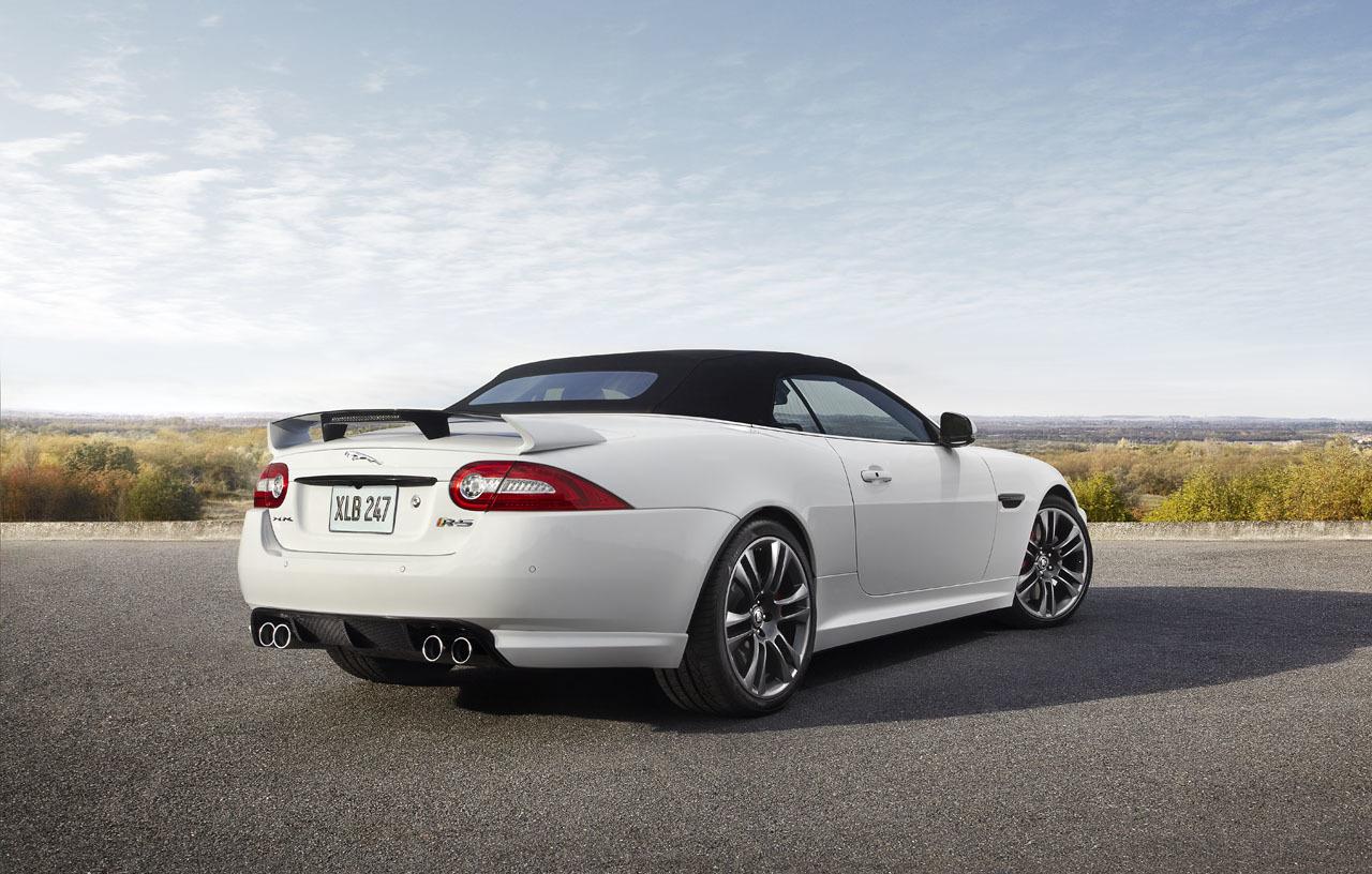 Foto de Jaguar XKR-S Convertible (8/12)