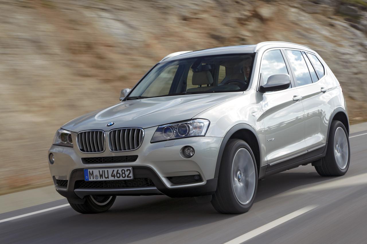 Foto de BMW X3 2011 (44/128)