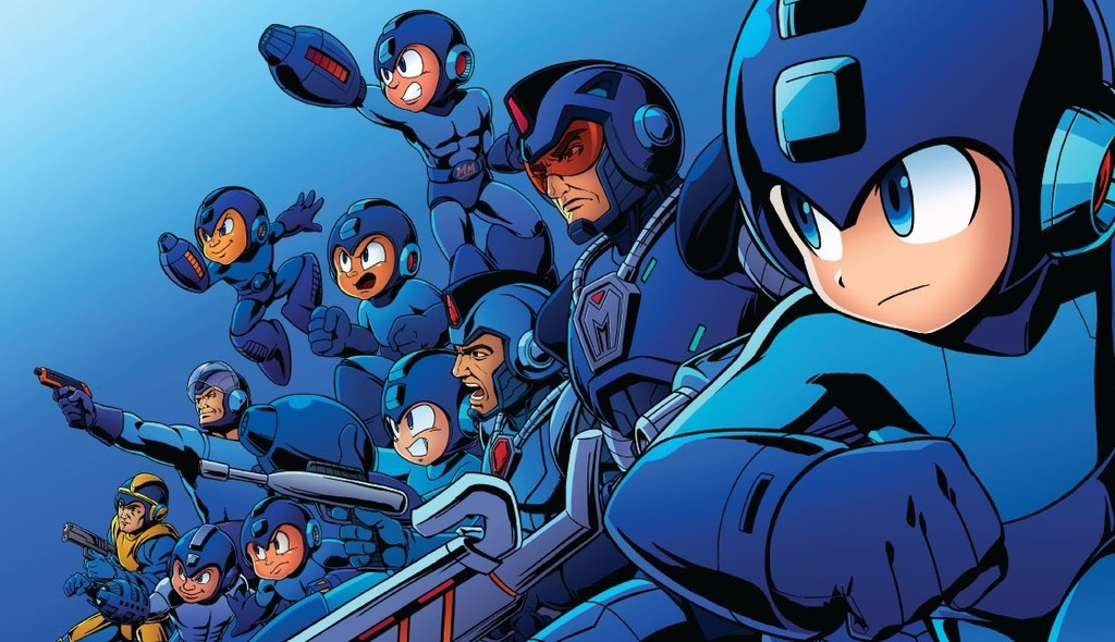 Mega Man 11 Cabecera