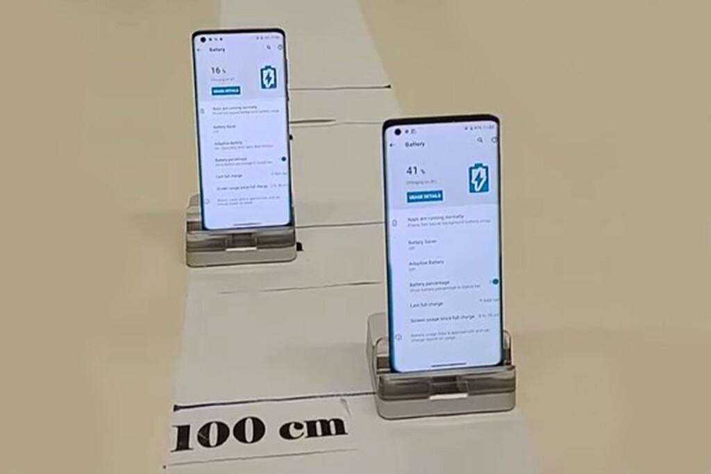 Motorola se apunta a la carga inalámbrica sin contacto: a incluso uno metro de distancia