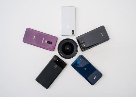 12 móviles de gama alta del año pasado que se han quedado a un gran precio este año