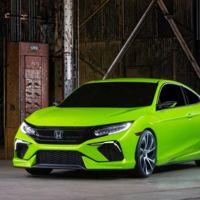 Honda cumplirá tu sueño: nuevos motores turbo para el Civic 2017
