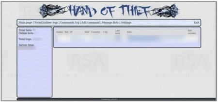 Hand of Thief, un nuevo troyano que quiere complicar la vida a los usuarios de Linux