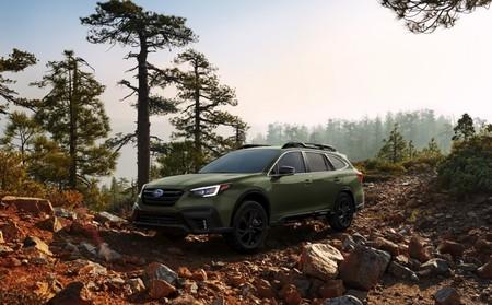 Subaru Outback 2020 3