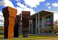Kunstareal en Munich: complejo de museos