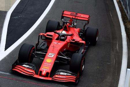 Vettel Silverstone F1 2019 3