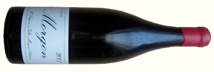M. Lapierre Morgon 2007. Botella